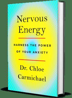 Nervous Energy Book